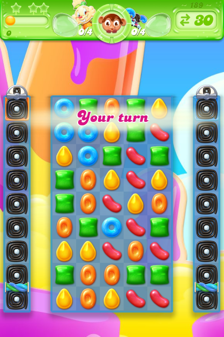 Candy Crush Jelly Saga 189