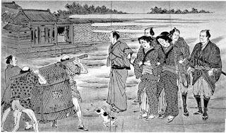 Shibari Japonya