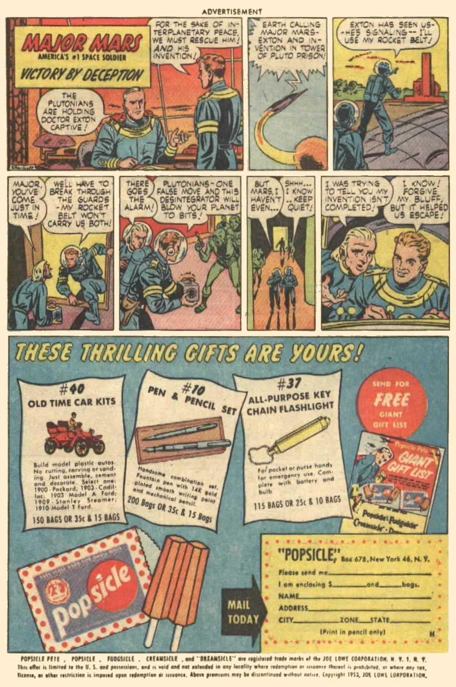 Strange Adventures (1950) issue 35 - Page 9