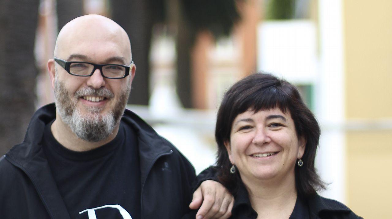 Cristina Durán y Miguel Ángel Giner  0e4b648573c