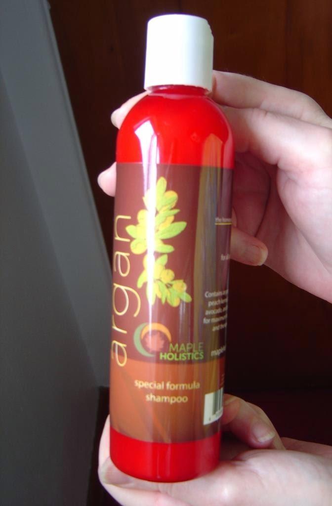 Maple Holistics Argan Special Formula Shampoo