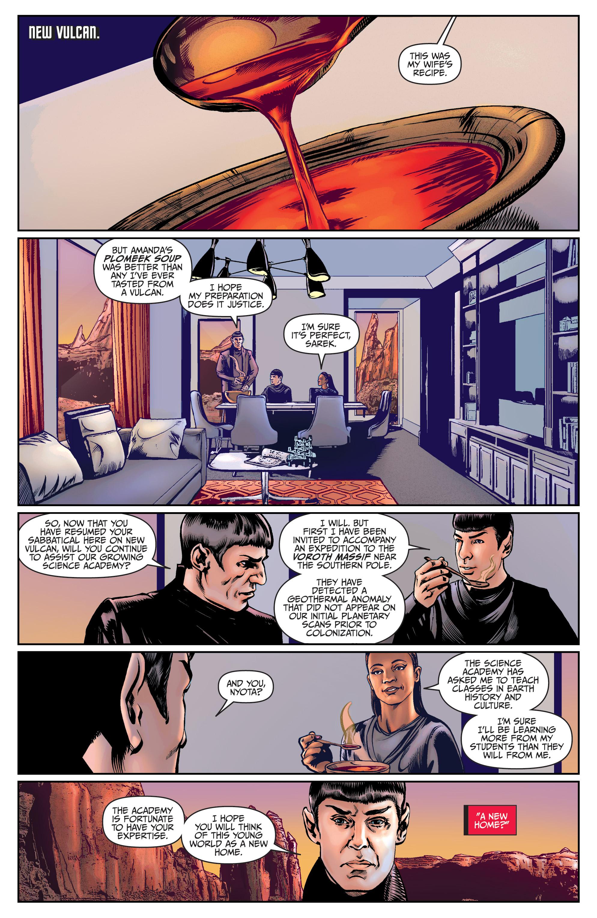 Read online Star Trek: Boldly Go comic -  Issue #9 - 3