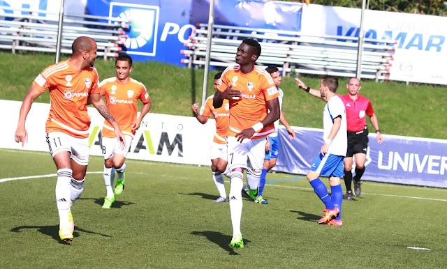 Cibao FC golea a Delfines del Este