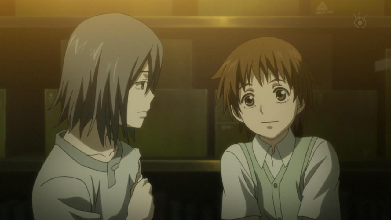 do shion and nezumi meet again ggx1