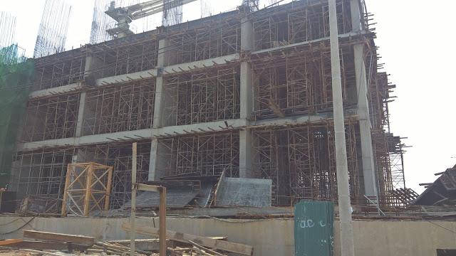 Tiến độ xây dựng An Bình City