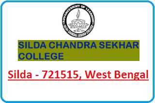 Silda Chandra Sekhar College, Silda - 721515, West Bengal