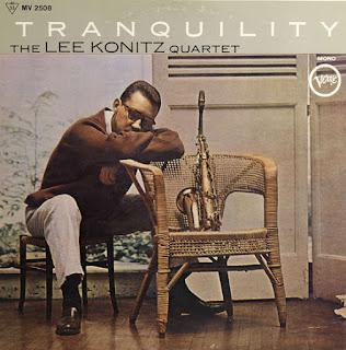 Lee Konitz, Tranquility