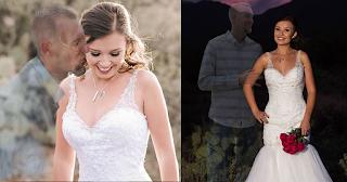 Νύφη έκανε την γαμήλια φωτογράφιση με τον νεκρό αρραβωνιαστικό της στο πλάι της