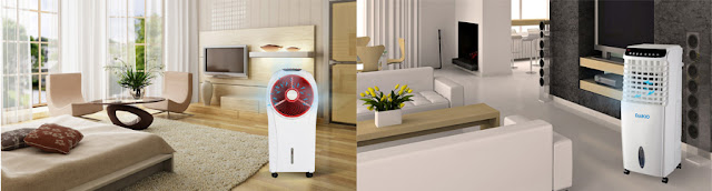 Lựa chọn máy làm mát cho gia đình mùa nóng