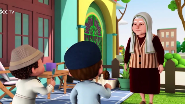 JAN Urdu Cartoon - Episode 18 Full