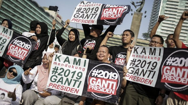 Benarkah Gerakan Mardani CS Ditumpangi Kelompok Tertentu?