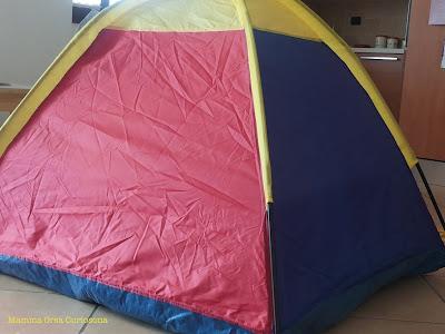giocare al campeggio