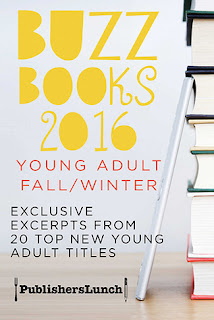 Buzz Books 2016 YA Fall/Winter
