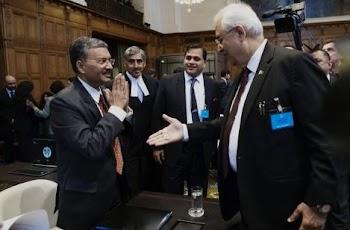 कुलभूषण जाधव : भारत की तरफ से वकील साल्वे ने वियना संधि का उल्लंघन करने की बात कहकर पाक को घेरा