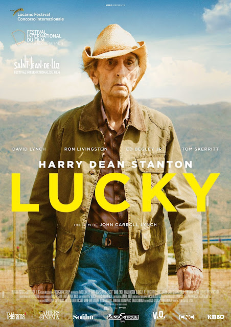 "CLAP! MAG // Critique de ""Lucky"""