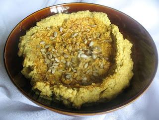 Ethiopian-Style Hummus