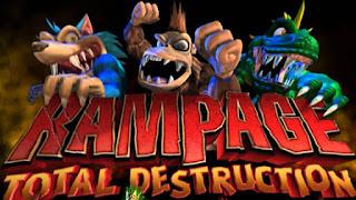 Rampage game poster