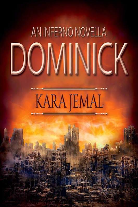DOMINICK cover reveal!!!