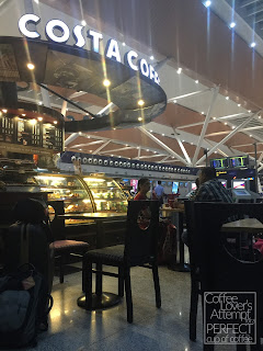UK Base Costa Coffee in India, 2015