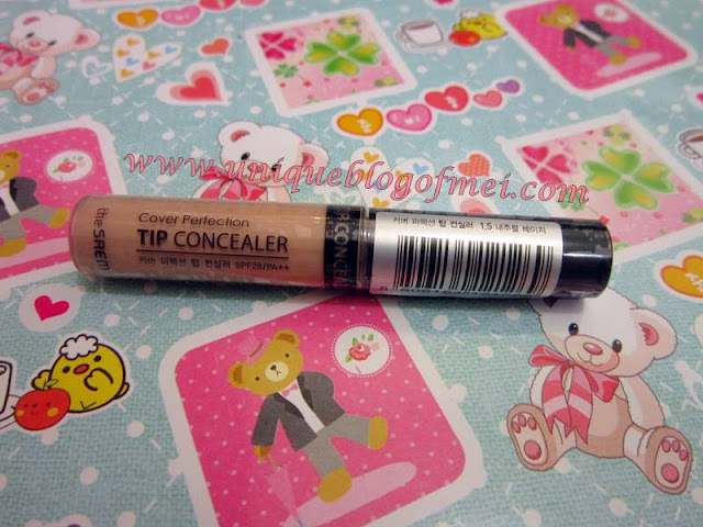 Althea Korea Haul The Saem Tip Concealer