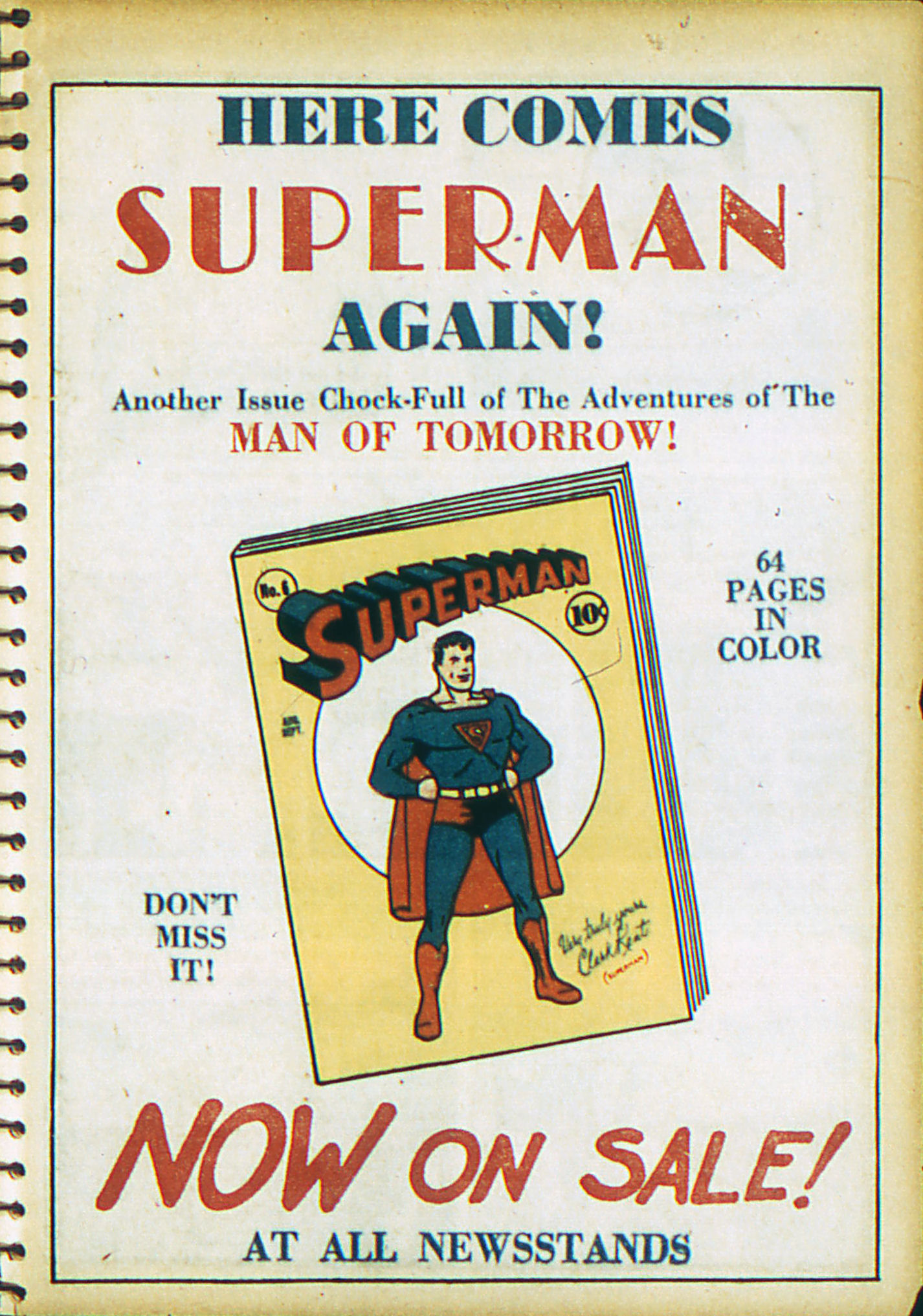 Read online Action Comics (1938) comic -  Issue #28 - 18
