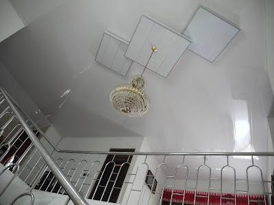 Pemasangan Plafon Pvc Shunda di Rumah Bapak Bram