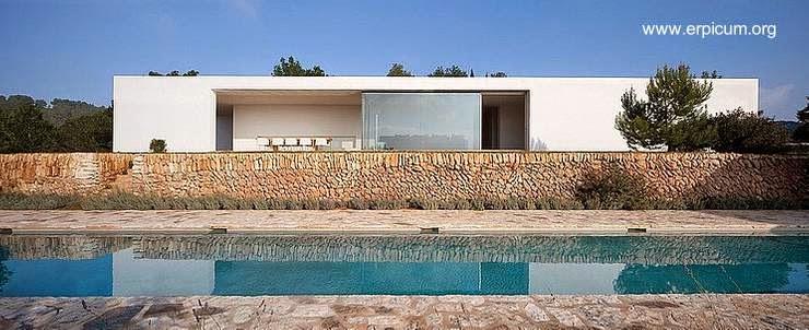 Casa residencial contemporánea en Magaluf España