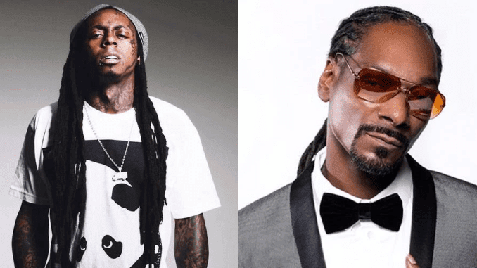 DOWNLOAD MP3: Lil Wayne  – Dope Niggaz  Ft Snoop Dogg