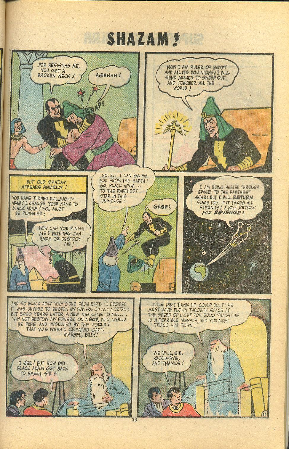 Read online Shazam! (1973) comic -  Issue #8 - 39