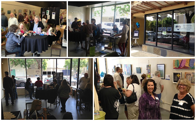 concord community of artists sight unseen art show