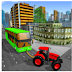 CHAINED TRACTOR CAR TOW TRANSPORT- Car Towing pull Game Tips, Tricks & Cheat Code