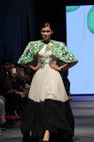 Actress Mannara Chopra Ramp Show in Fashion Dress at Delhi  0004.jpg