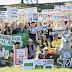 ΟΧΙ ΣΤΟΥΣ ΑΓΩΝΕΣ! Διαμαρτυρία ζωόφιλων στο Σίδνεϊ...
