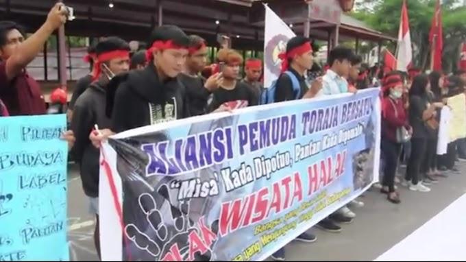Tolak Wisata Halal, Sangat Menciderai Hati Nurani Masyarakat Toraja