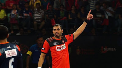 Former Indian Kabaddi Captain, Anup Kumar