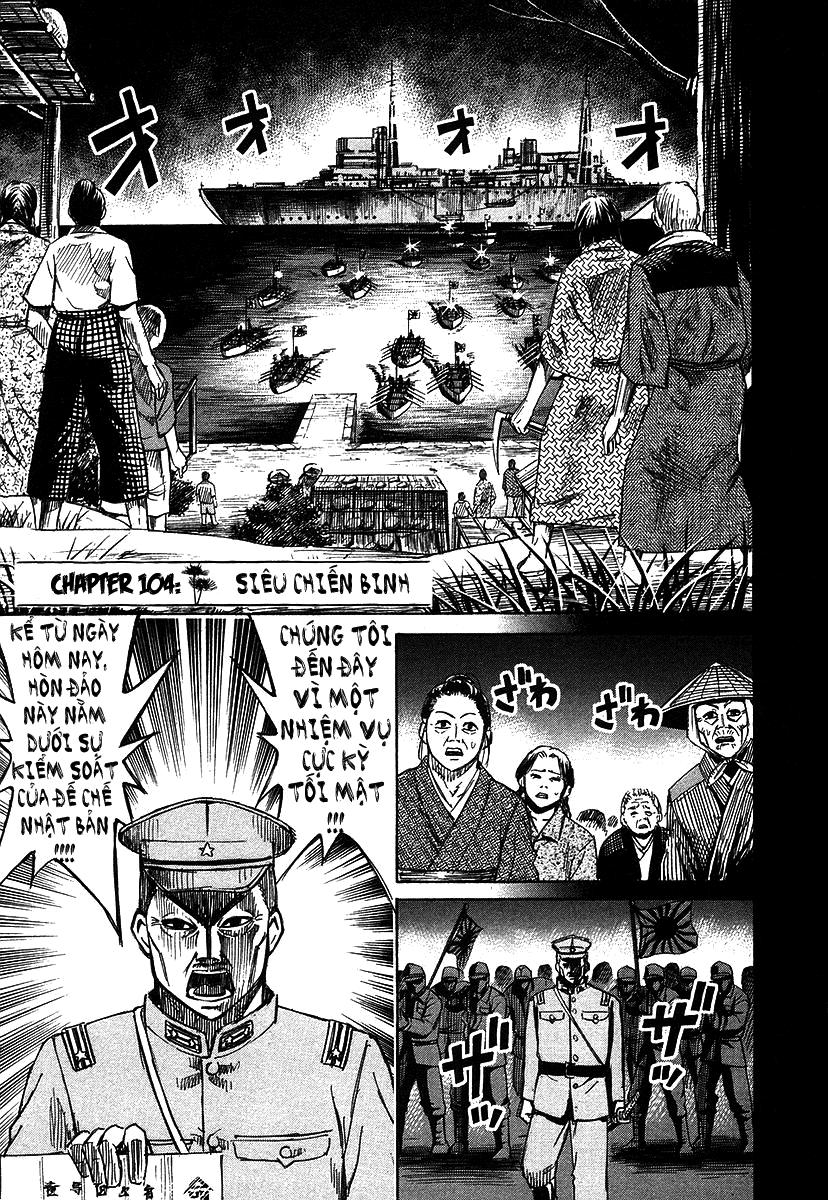 Higanjima chapter 104 trang 1
