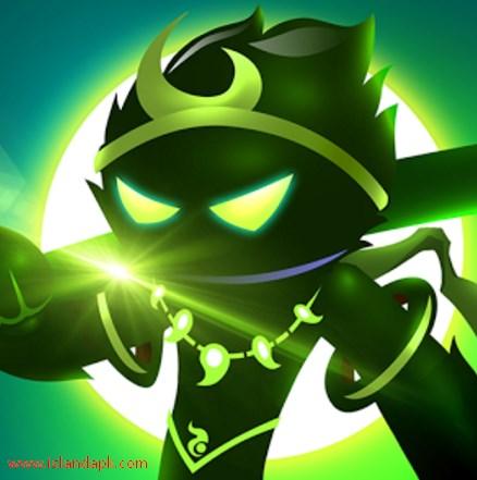 Download Game League of Stickman Warriors v3.3.1 Mod Apk Terbaru (Free Shopping)