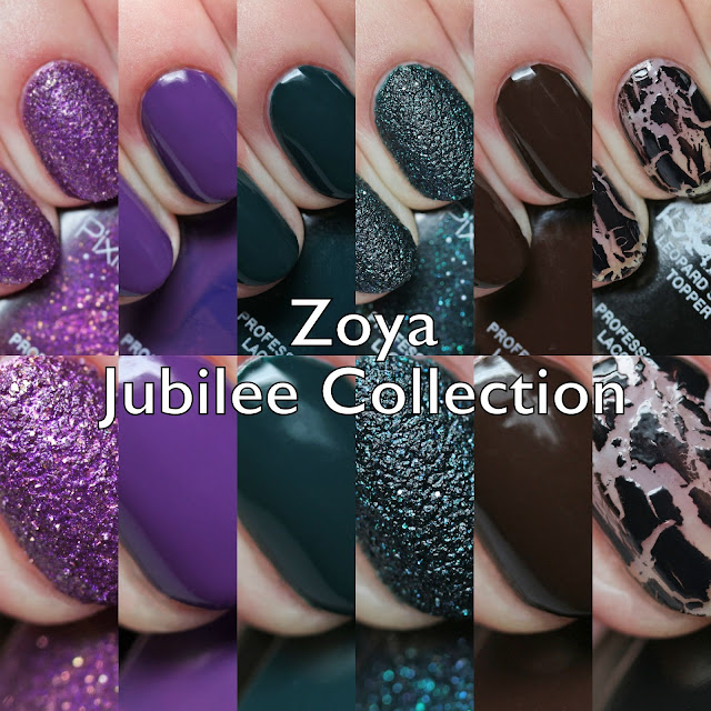 Zoya Jubilee Collection
