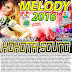 CD - XOXOTA SOUND (MELODY) 2016 (STUDIO AUDIO MIX PPRODUÇÕES)
