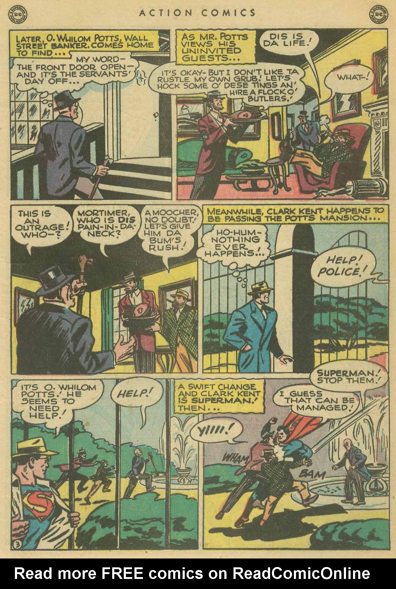 Read online Action Comics (1938) comic -  Issue #102 - 4