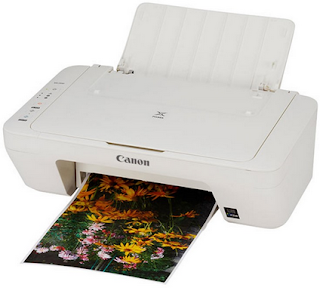 Canon PIXMA MG2560 All in One Printer - Print perfectly with the mix of 4,400 x 600 Dots per inch resolution and 2PL FINE print-head engineering to achieve beautiful color and depth