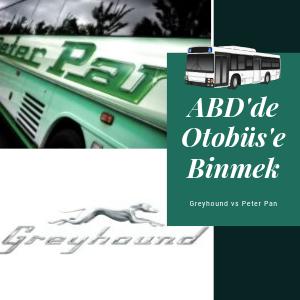 Abd'de Şehirler Arası Otobüse Binmek