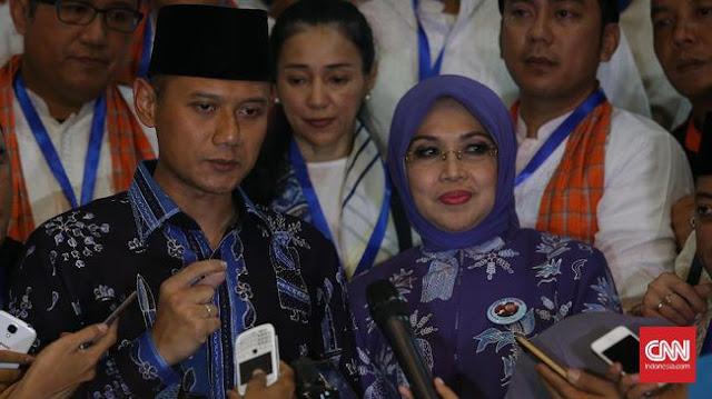 AHY: Berbahaya, Banyak Bom Waktu di Jakarta