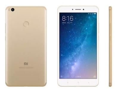 Mi Max 2 Xiaomi
