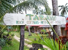 Welcome To Taraw Beach Cottages And Resort