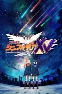 تقرير أنمي درع سيمفو سينكي زيسشو Senki Zesshou Symphogear XV الموسم الخامس