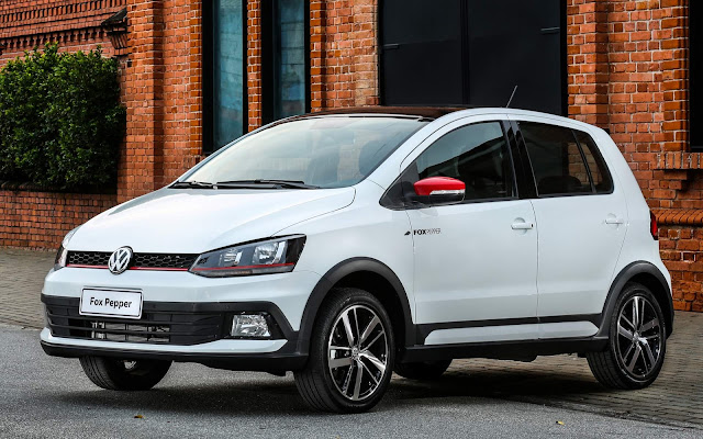 VW Fox Pepper 2018