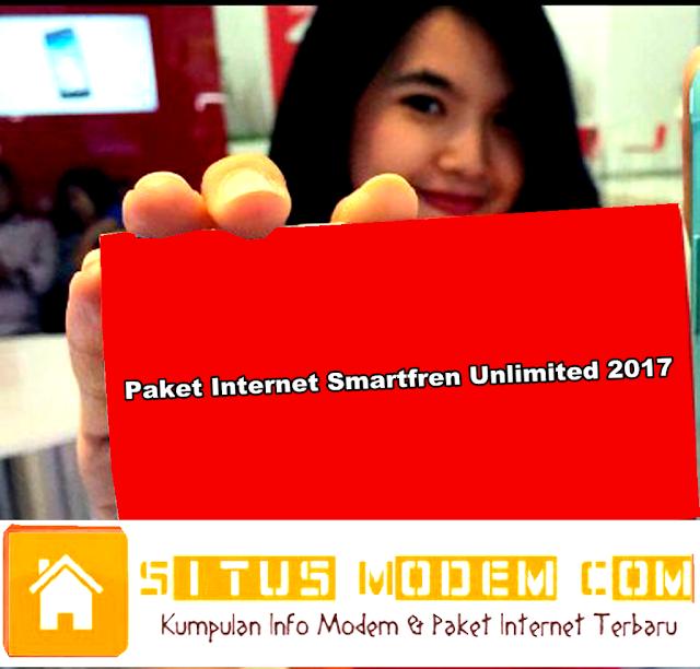 Harga Terbaru Paket Smartfren Unlimited Kuota FUP Hingga 9 GB