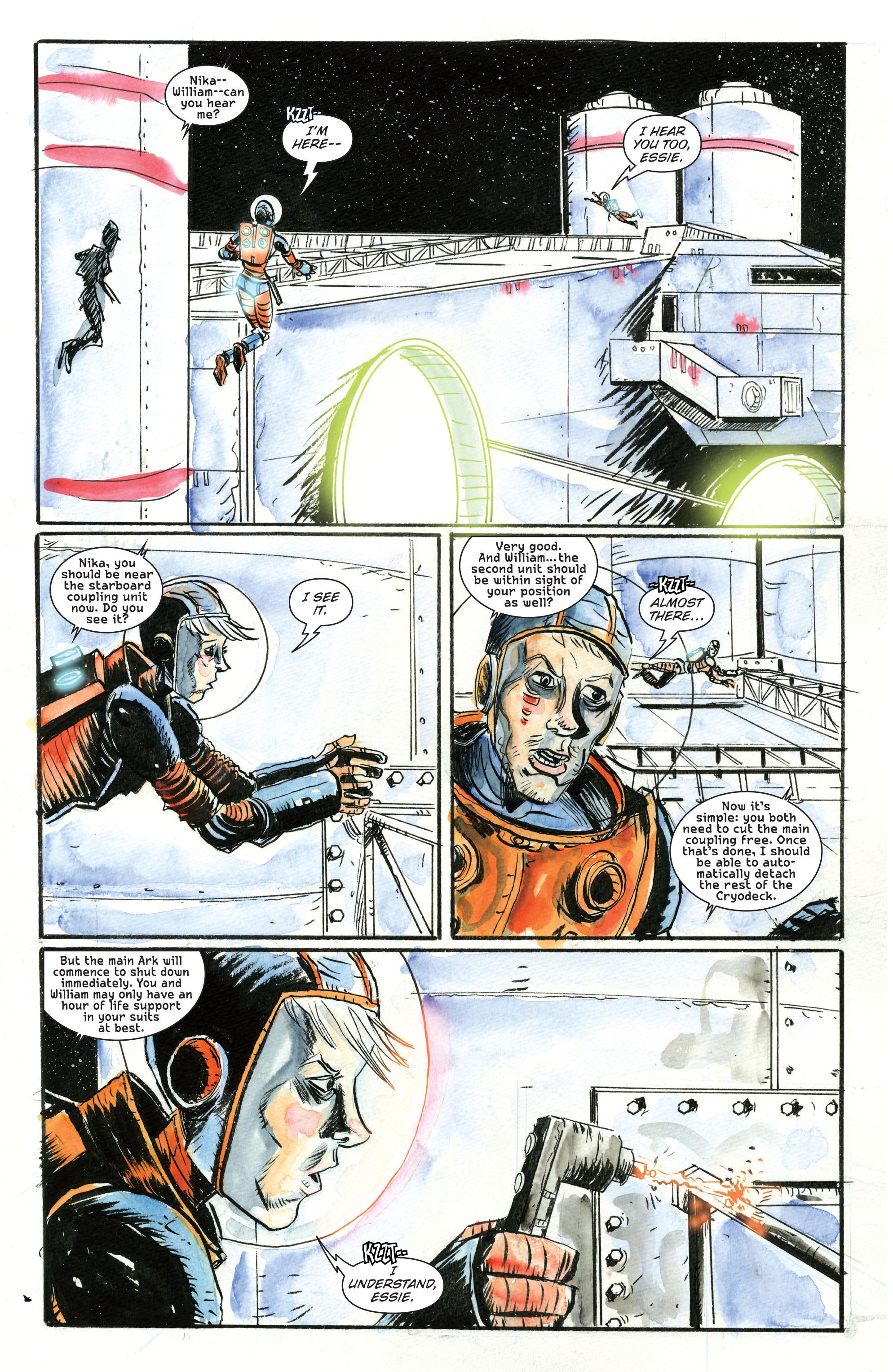 Read online Trillium comic -  Issue # TPB - 195