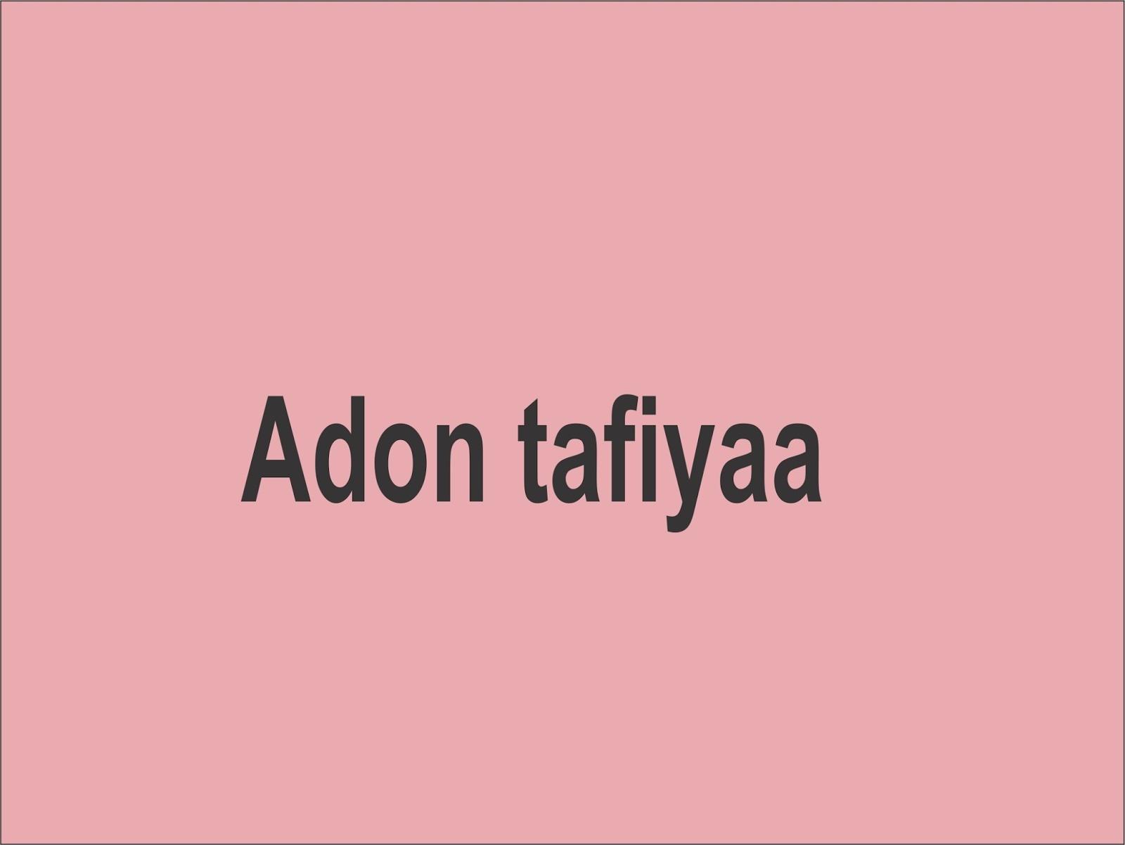 Adon tafiyaa - Gidan Novels | Hausa Novels